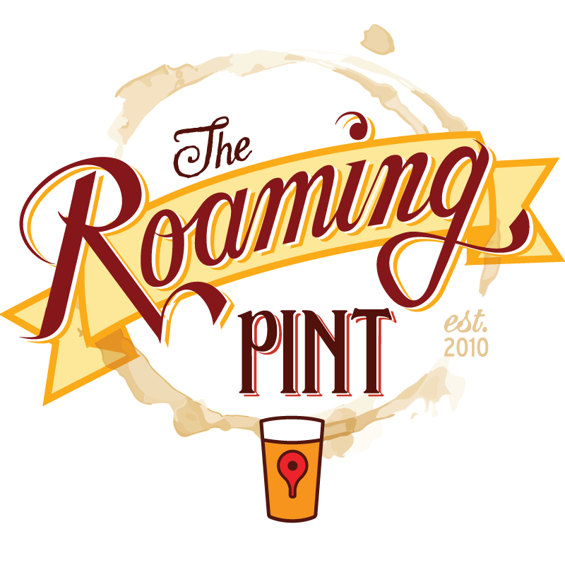 The Roaming Pint Logo