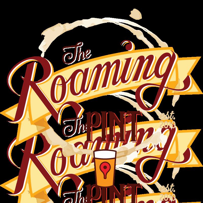 The Roaming Pint Logo